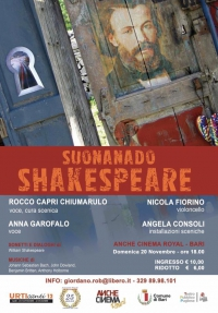 SUONANDO SHAKESPEARE
