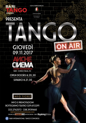 TANGO ON AIR