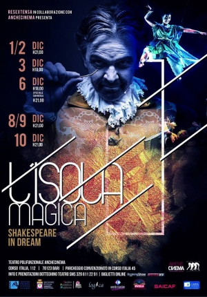 L'ISOLA MAGICA Shakespeare in Dream