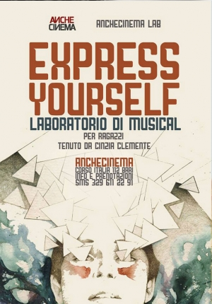 Express yourself | Laboratorio di MUSICAL per ragazzi