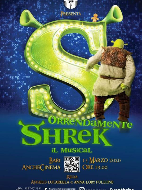 ORRENDAMENTE SHREK - IL MUSICAL
