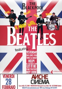 """A NIGHT WITH...THE BEATLES"""