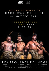HAKA WAY OF LIFE - Mostra Fotografica